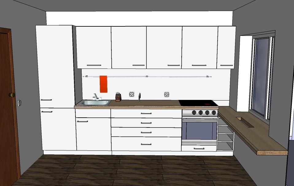 Bomizer Small Kitchen Furniture Design