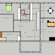 First floor house plan